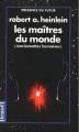 Couverture Marionnettes humaines / Les Maîtres du monde Editions Denoël (Présence du futur) 1995