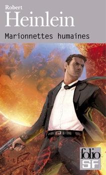 Couverture Marionnettes humaines / Les Maîtres du monde