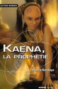 Couverture Kaena, la prophétie