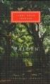 Couverture Walden ou la vie dans les bois / Walden Editions Everyman's library 1993