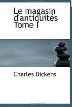 Couverture Le magasin d'antiquités, tome 1