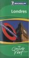 Couverture Londres Editions Michelin (Le Guide Vert) 2010