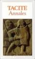 Couverture Annales Editions Flammarion (GF) 1999