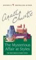Couverture La Mystérieuse Affaire de Styles Editions Berkley Books 2004