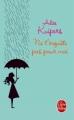 Couverture Ne t'inquiète pas pour moi Editions Le Livre de Poche 2012