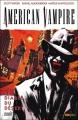 Couverture American Vampire, tome 2 : Le diable du désert Editions Panini (100% Vertigo) 2011