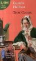 Couverture Trois contes Editions Pocket 2004