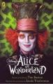 Couverture Alice au pays des merveilles : Le livre du film de Tim Burton Editions Puffin Books 2010