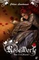 Couverture Rose morte, tome 1 : La floraison Editions de l'Homme Sans Nom 2012