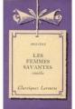 Couverture Les Femmes savantes Editions Larousse (Classiques) 1959