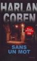 Couverture Sans un mot Editions France Loisirs 2008