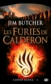 Couverture Codex Aléra, tome 1 : Les Furies de Caldéron Editions Milady 2012