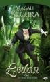 Couverture Leïlan, tome 1 : Les yeux de Leïlan Editions Milady 2010