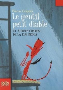 Couverture Le gentil petit diable et autres contes de la rue Broca