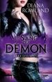 Couverture Kara Gillian, tome 2 : Le sang du démon Editions Milady 2012