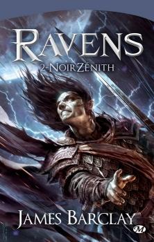 Couverture Les Chroniques des Ravens, tome 2 : NoirZénith