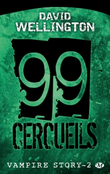 Couverture Vampire Story, tome 2 : 99 Cercueils