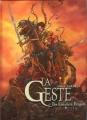 Couverture La geste des chevaliers dragons, tome 01 : Jaïna Editions Soleil 2008