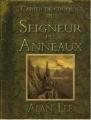 Couverture Cahier de croquis du Seigneur des Anneaux Editions Christian Bourgois  (Littérature étrangère) 2006