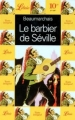 Couverture Le Barbier de Séville Editions Librio 1998