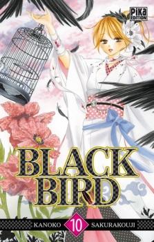 Couverture Black Bird, tome 10