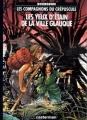 Couverture Les Compagnons du crépuscule, tome 2 : Les yeux d'étain de la ville glauque Editions Casterman 1994