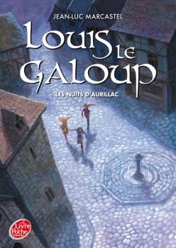 Couverture Louis le Galoup, tome 2 : Les nuits d'Aurillac