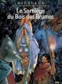 Couverture Les Compagnons du crépuscule, tome 1 : Le Sortilège du bois des brumes Editions 12 Bis 2009