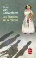 Couverture Les témoins de la mariée Editions  2012