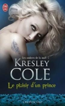 Couverture Les Ombres de la nuit, tome 07 : Le plaisir d'un prince