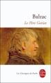 Couverture Le Père Goriot Editions Le Livre de Poche (Les Classiques de Poche) 2013