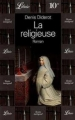 Couverture La Religieuse Editions Librio 1999