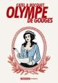 Couverture Olympe de Gouges Editions Casterman (Ecritures) 2012