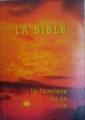 Couverture La Bible Editions Société Biblique de Genève 1997