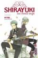 Couverture Shirayuki aux cheveux rouges, tome 03 Editions Kana (Shôjo) 2012
