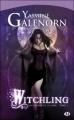 Couverture Les Soeurs de la lune, tome 01 : Witchling Editions Milady 2011