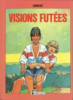 Couverture Visions fûtées