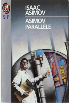 Couverture Asimov parallèle