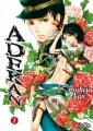Couverture Adekan, tome 01 Editions Ototo (Seinen) 2012