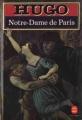 Couverture Notre-Dame de Paris Editions Le Livre de Poche 1988