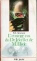 Couverture L'étrange cas du docteur Jekyll et de M. Hyde / L'étrange cas du Dr. Jekyll et de M. Hyde Editions Folio  (Junior - Edition spéciale) 1985