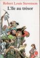 Couverture L'île au trésor Editions Le Livre de Poche (Jeunesse) 1993