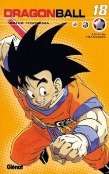 Couverture Dragon Ball, intégrale, tome 18