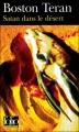 Couverture Satan dans le désert Editions Folio  (Policier) 2005