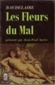 Couverture Les fleurs du mal / Les fleurs du mal et autres poèmes Editions Le Livre de Poche (Classique) 1964