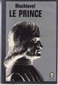 Couverture Le prince Editions Le Livre de Poche (Classique) 1972