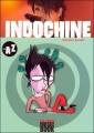 Couverture Indochine de A à Z Editions Les guides MusicBook 2005