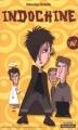 Couverture Indochine de A à Z Editions Les guides MusicBook 2003