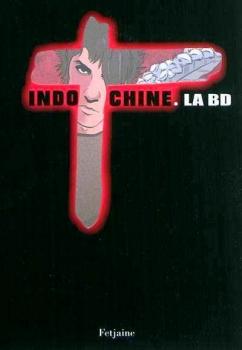 Couverture Indochine, la BD