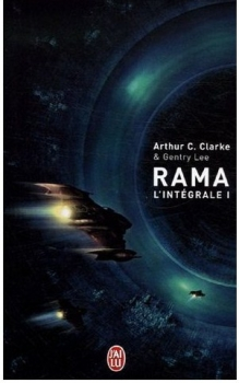 Couverture Rama, intégrale, tome 1